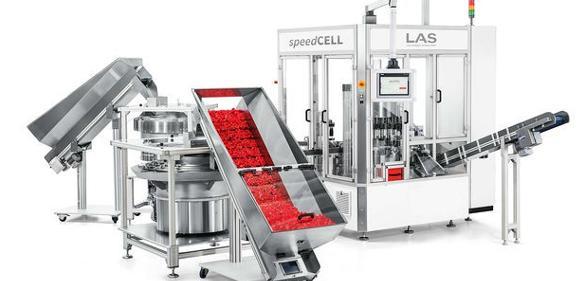 Montagemaschine Speedcell