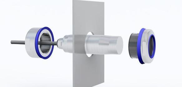 Montagehalterung für Ultraschallsensoren