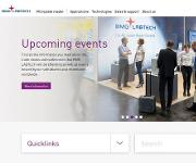 BMG Labtech launcht neue Website