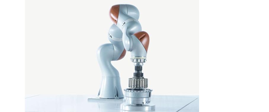 Industrie 4.0: Mensch-Roboter-Kollaboration