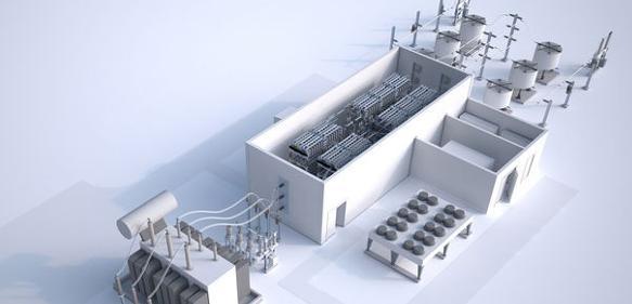 Gleichstromübertragungssystem MVDC Plus