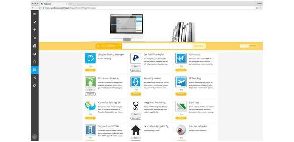 Tradeshift App Store