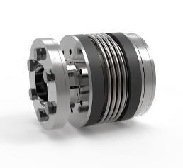 Metallbalgkupplung SP3