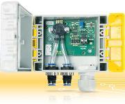 Elektronik des Messumformers