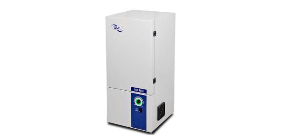 Absaug- und Filtergerät