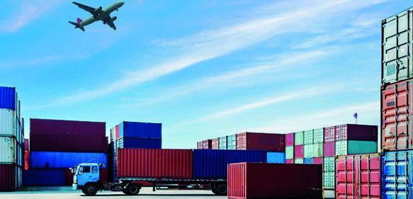 Supply-Chain-Netzwerk