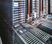 Logistik- und Materialfluss-System