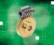 Für Schneckenradgetriebe: Schneckenräder im Dauereinsatz