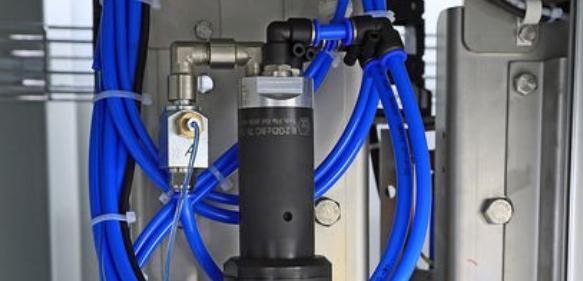 Hochmoment-Druckluftmotoren der Baureihe LZB-33