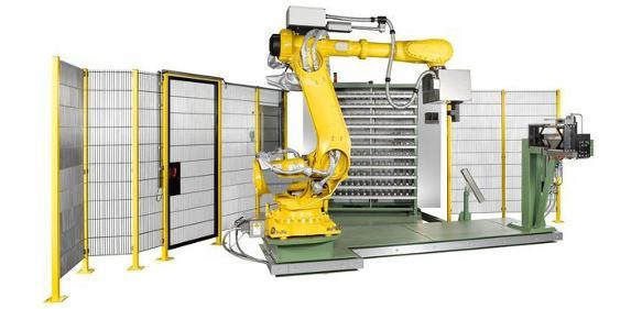 Automatisierungslösung zur Verbesserung der Ergonomie in einem Stahlwerk. (Bilder: IPR)