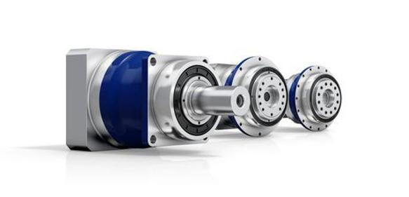 Die spielarmen Planetengetriebe der überarbeiteten Baureihen SP+ mit Abtriebswelle und TP+ mit Abtriebsflansch aus dem Portfolio-Segment alpha Advanced Line.