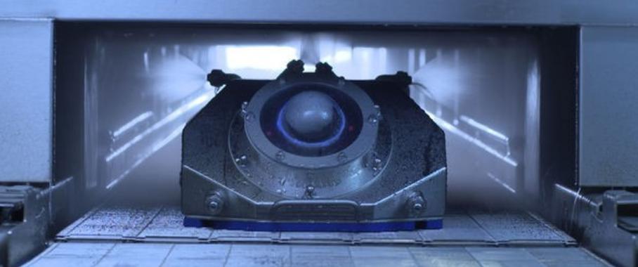 Autonome Anlagen-Reinigung: Dem Schmutz keine Chance