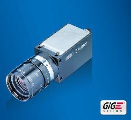 5 Megapixel GigE-Vision-konforme Kamera der CX-Serie