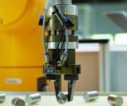 Be- und Entladen von Werkzeugmaschinen