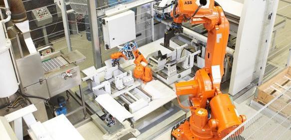 Robotik in der Metallverarbeitung