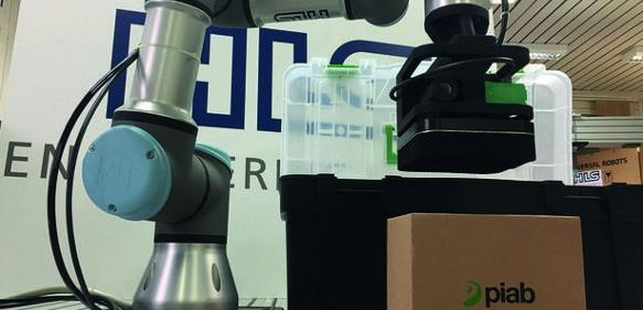 KCS-Vakuum Greifer im Test
