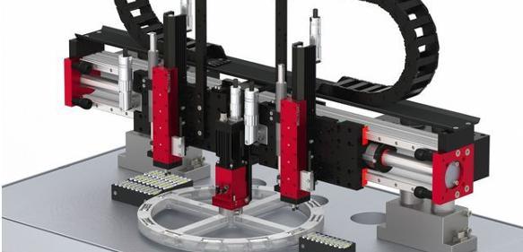 Handlingsystem Flexspeed