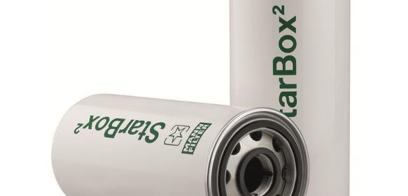 Spin-On-Separatoren-Reihe StarBox2