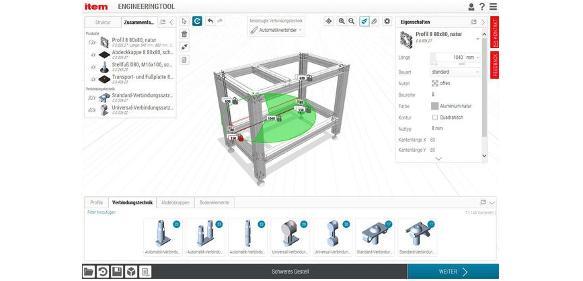 Engineering-Tool: Digitale Unterstützung für Konstrukteure