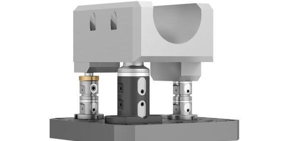 Uni-Lock-Nullpunkt-Spannsystem