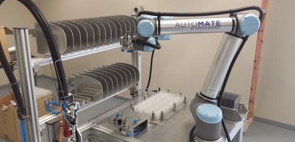 Kollaborierende Roboter: Ins rechte Licht gerückt