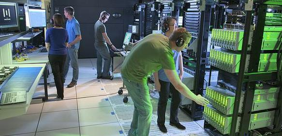 orschungslabor von Hewlett Packard Enterprise