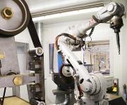 Roboteranlage von SHL