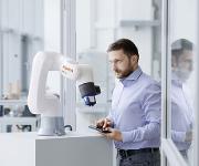 Automatica: Siegeszug der Mensch-Roboter-Kollaboration