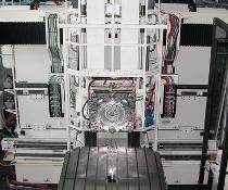 Der Peiseler-Drehtisch ATU 2000 ist eine zentrale Komponente in der MCM-Werkzeugmaschine von Premium Aerotec in Augsburg.