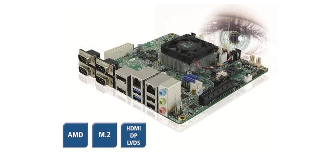 Mini-ITX Board MI979MF