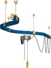 Lyftman LR-Systeme: Leichte Lasten flexibel handhaben