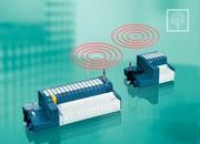 Funksystem InduraNET p: Sichere  Verbindungen