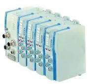 Automatisierungssystem Freeline: Elektronik- und Pneumatikmodule  frei kombinierbar