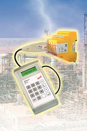 RFID-Lesegerät: Das RFID-Diagnosesystem für Überspannungsableiter