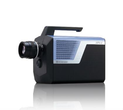 Material- und Werkstoffprüfung: Hochgeschwindigkeits-Videokamera Hyper Vision HPV-X