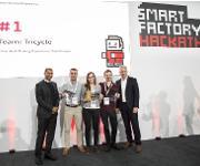 Smart Factory Hackathon: Fehler frühzeitig vorhersagen