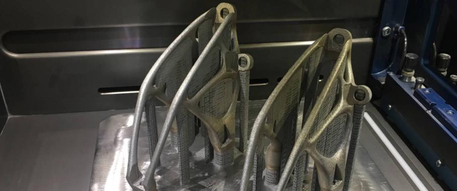 Additive Fertigung: Metallbauteile aus dem 3D-Drucker