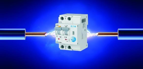 AFDD-Brandschutzschalter (Arc Fault Detection Device) unterbinden das Risiko von gefährlichen Störlichtbögen.