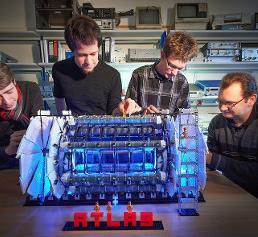 ATLAS-LEGO-Modell