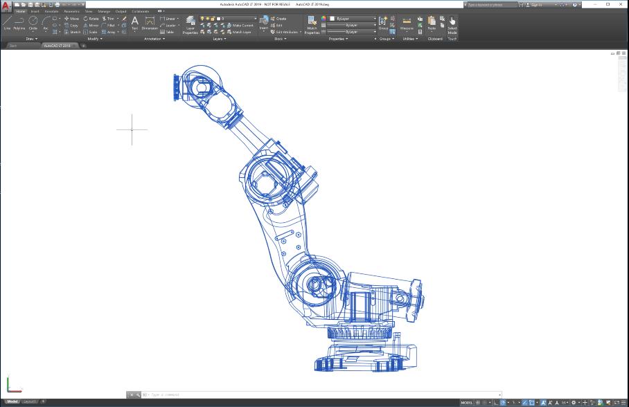 CAD: AutoCAD 2019 mit branchenspezifischen Funktionen