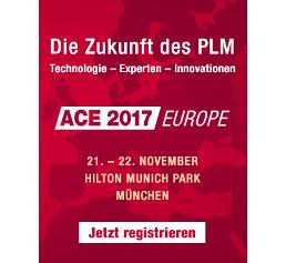 Nicht verpassen: Aras ACE 2017 Europe in München