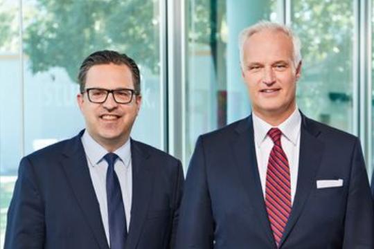 Schunk folgt auf Basler: Henrik Schunk zieht ins VDMA-Präsidium ein
