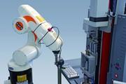 Industrie-Roboter, Materialprüfung: Proben ohne Pause