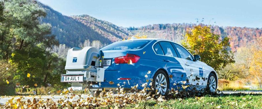 M.O.V.E-iS-System zur Emissionsmessung