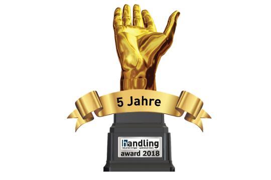 handling award 2018: Bewerbungsschluss ist der 31. Juli!