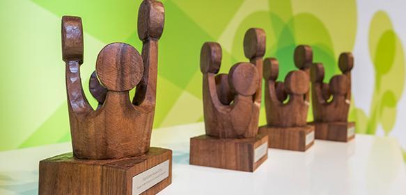 StartGreen Award 2017 - Hölzerne Krone