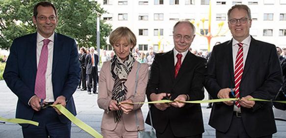 Laborgebäude der BAM eingeweiht