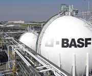 Kugeltank bei der BASF