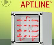 Simulationsschrank von Binder mit dem APT.LineTM Prinzip (Bild: Binder)