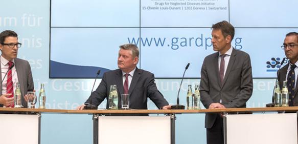 Antibiotika-Resistenzen: 56 Millionen Euro für neue Wirkstoffe